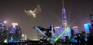 Shenzhen Light Show
