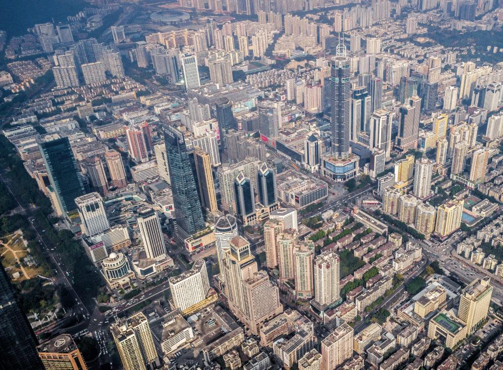 2018 Hua Qiang Bei Shang Hai hotel location
