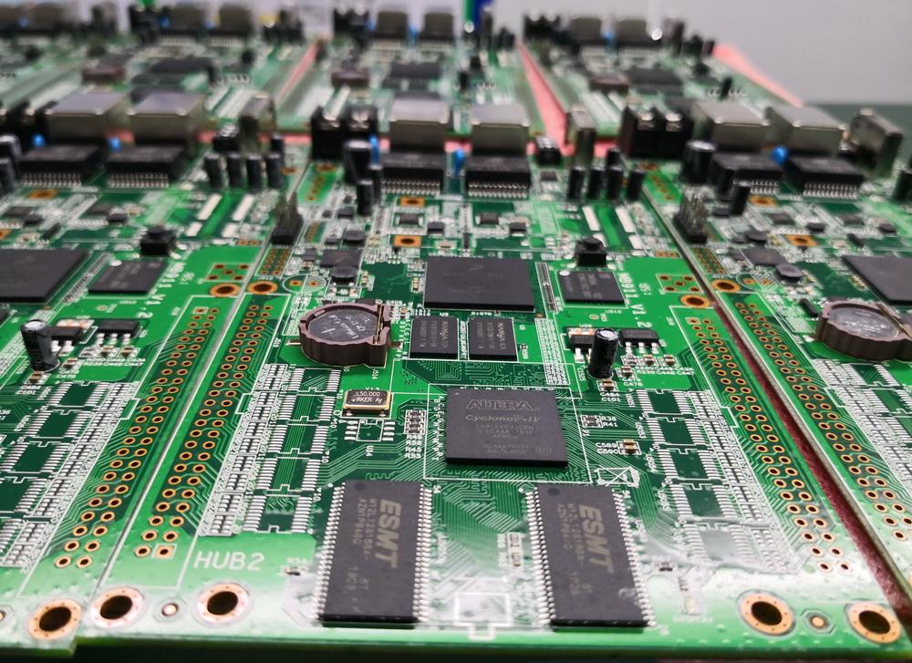 Printed Circuit Board Assemblies (PCBA) 4228
