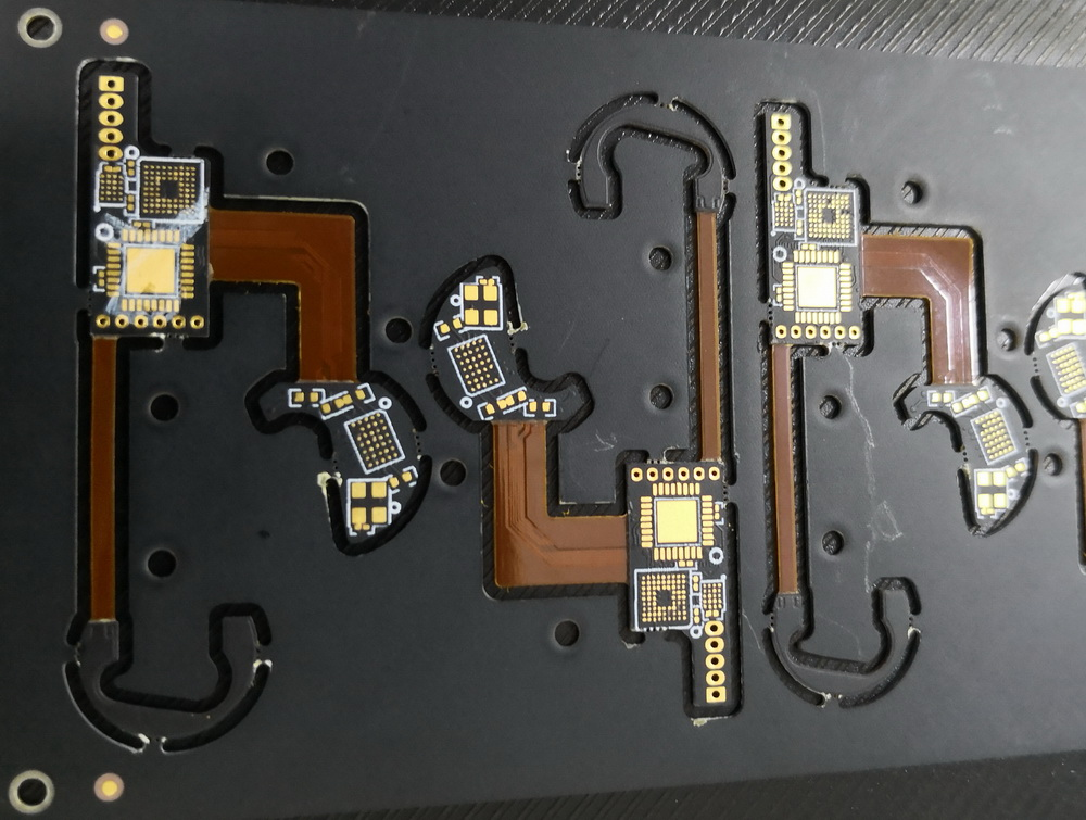 Rigid-Flex PCB (0834)