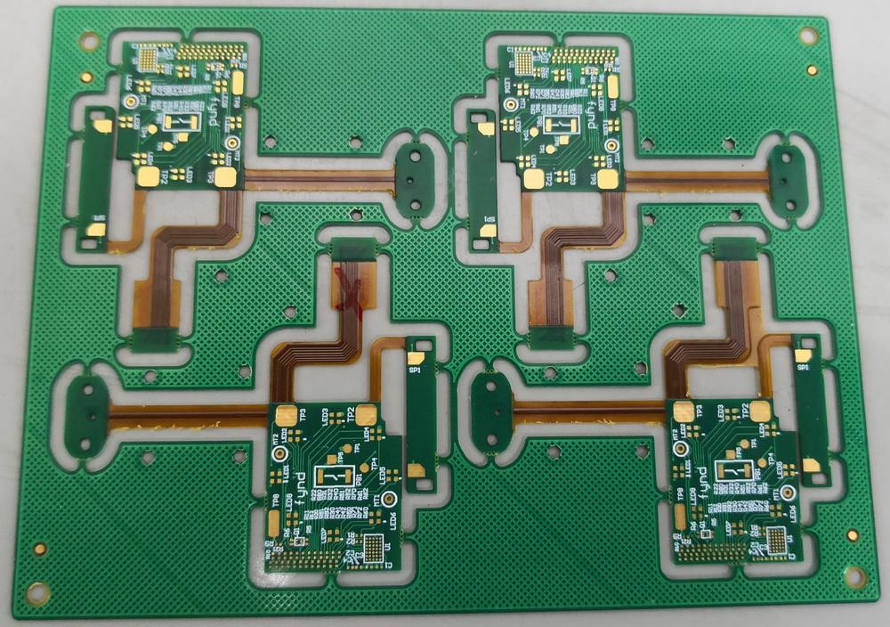 Rigid-Flex PCB (4021)